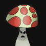 mushroom by batcata