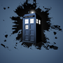 Tardis Wallpaper by Enthoz