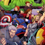 Avengers Assemble by LucasDimension