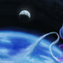 Space Princess Luna & Twilight by FelixSanHaro