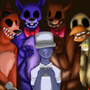 Welcome to Freddy Fazbear's by KatKute1