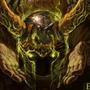 Armordwarf magician by FarturAst