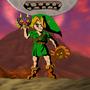 Majoras Mask insane link by Quetzal890