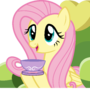 Tea Time with Fluttershy by bombard423