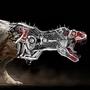 Mecha T-Rex by Joshamawaka