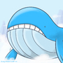 Wailord by Buckycarbon