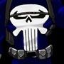Classic Punisher by Stiffzombie