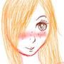 Freckled babe by minichou