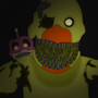 Nightmare Chica by doodlebotART