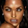 Angelina Jolie by Matsuemon