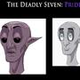 Deadly Seven: Pride by Zingoo