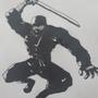 Inked Ninja by EmuToons