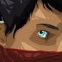 Blue Eyes by ZestyNoodles