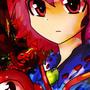 Satori from Touhou by catscr123