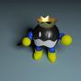 The Bombomb King by Nanakisan