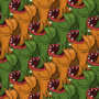 Cannibalistic Frog Worms by Mushroomboy5