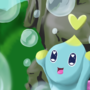 A Chao with Bubbles by charlot-sweetie