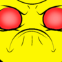 angry rainbow emote by DreamEclipseWolf
