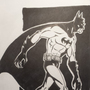 Batman - Ink by EmuToons