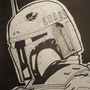 Boba Fett - Ink by EmuToons