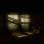 Post Apocalyptic House Interior 3D by GabeMalk