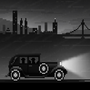 FilmNoir #3: car chase by UltimoGames