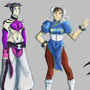 Street Fighter Doodles by ROGUEKELSEY