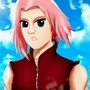 Sakura Haruno Fan Art by KingSid1412