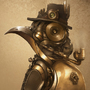 Steampunk Penguin by Scottr5680