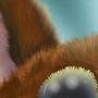Fuzzy Ball by TETEtoons