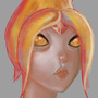 Flame Princess by ROGUEKELSEY