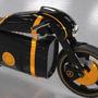 HL3 concept bike by Jakubias