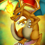 Charizard by HalWilliams
