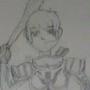 Female Crusader by Inswivnia