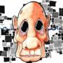 Saggy Bald Man by Shadow-Elf