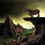Mountain Goat by Silvergun-Superman