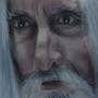 Sir Christopher Lee (Saruman) by TatianaTiV