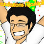 Congrats Markiplier by Plazmix