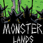 Monster Lands cover 3 by SQUWAPE