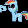 Rainbow Dash test by Aled1918