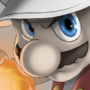 Mario Fire Power by omacron6