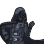 Darth Vader Idle Animation