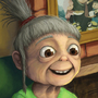 Old Agnes from Despicable Me by aNroll