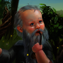 Baby Gandalf by Undeadcrabstick