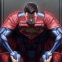 Superman Injustice Fanart by Ataros