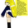 Lachairista Character Bio Sheet by Hurumi