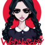 Wednesday by poliip
