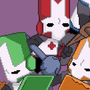Castle Crashers Pixel Art by Mackle-Mouix
