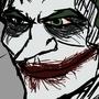 Playtime's Over: Joker Sketch by Glenorsven
