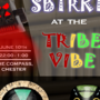 Tribe Vibe A3 size Poster by Spudzy
